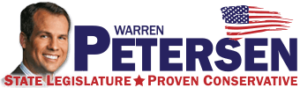 Warren Petersen for Arizona State Legislature